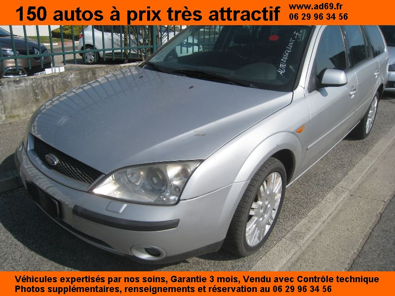 voiture ford mondeo tdci diesel break occasion diesel 2002 206423 km 1990 saint. Black Bedroom Furniture Sets. Home Design Ideas